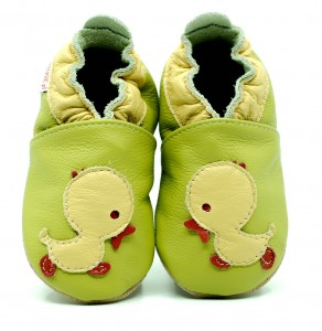 Soft Sole Baby Shoes DUCKY