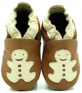 Soft Sole Baby Shoes COOKIE