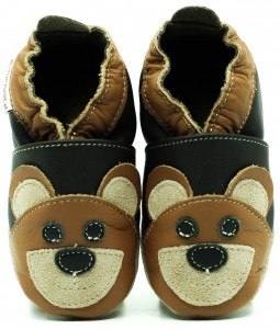 Soft Sole Baby Shoes BEAR