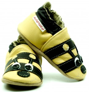 Soft Sole Baby Shoes BEE