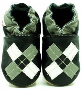 Soft Sole Baby Shoes GENTELMAN