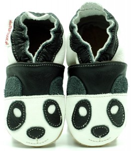 Soft Sole Baby Shoes PANDA