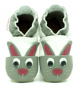 Soft Sole Baby Shoes HARE