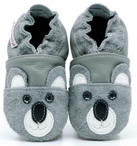 Soft Sole Baby Shoes KOALA