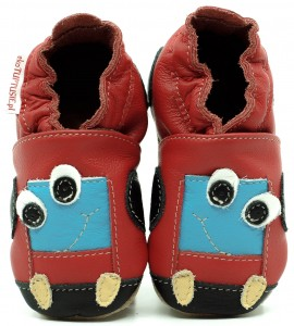 Soft Sole Baby Shoes MR CAR