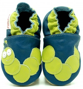 Soft Sole Baby Shoes CATERPILLAR