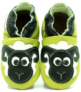 Soft Sole Baby Shoes LAMB