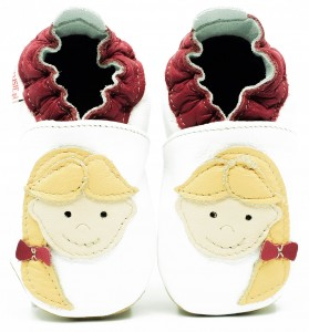 Soft Sole Baby Shoes AMELIA