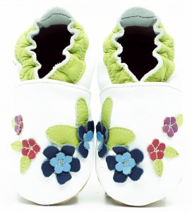 Soft Sole Baby Shoes MEADOW