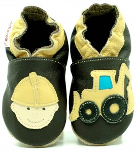 Soft Sole Baby Shoes BUILDER