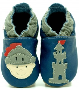Soft Sole Baby Shoes KNIGHT