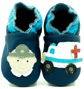 Soft Sole Baby Shoes DOCTOR