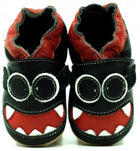Soft Sole Baby Shoes KAZIK