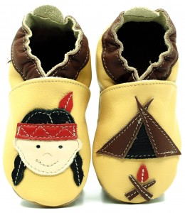 Soft Sole ADULT Shoes INDIAN