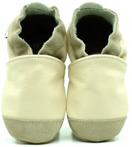 Soft Sole ADULT Shoes NOSES CREAM