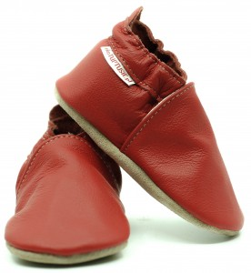 Soft Sole ADULT Shoes RED