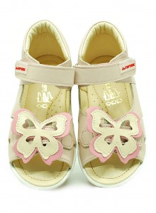 ekoTuptusie Shoes pink butterfly