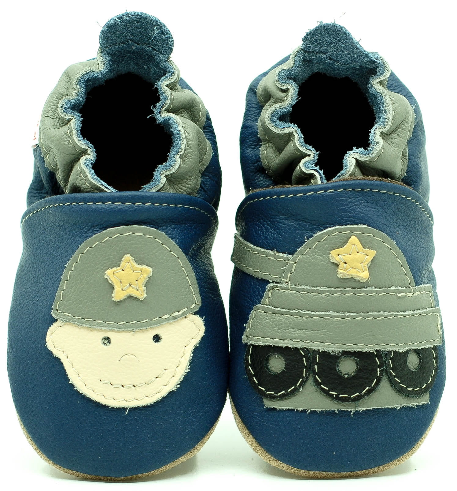 the best attitude 49b33 573b8 Soft Sole Baby Shoes SOLDIER