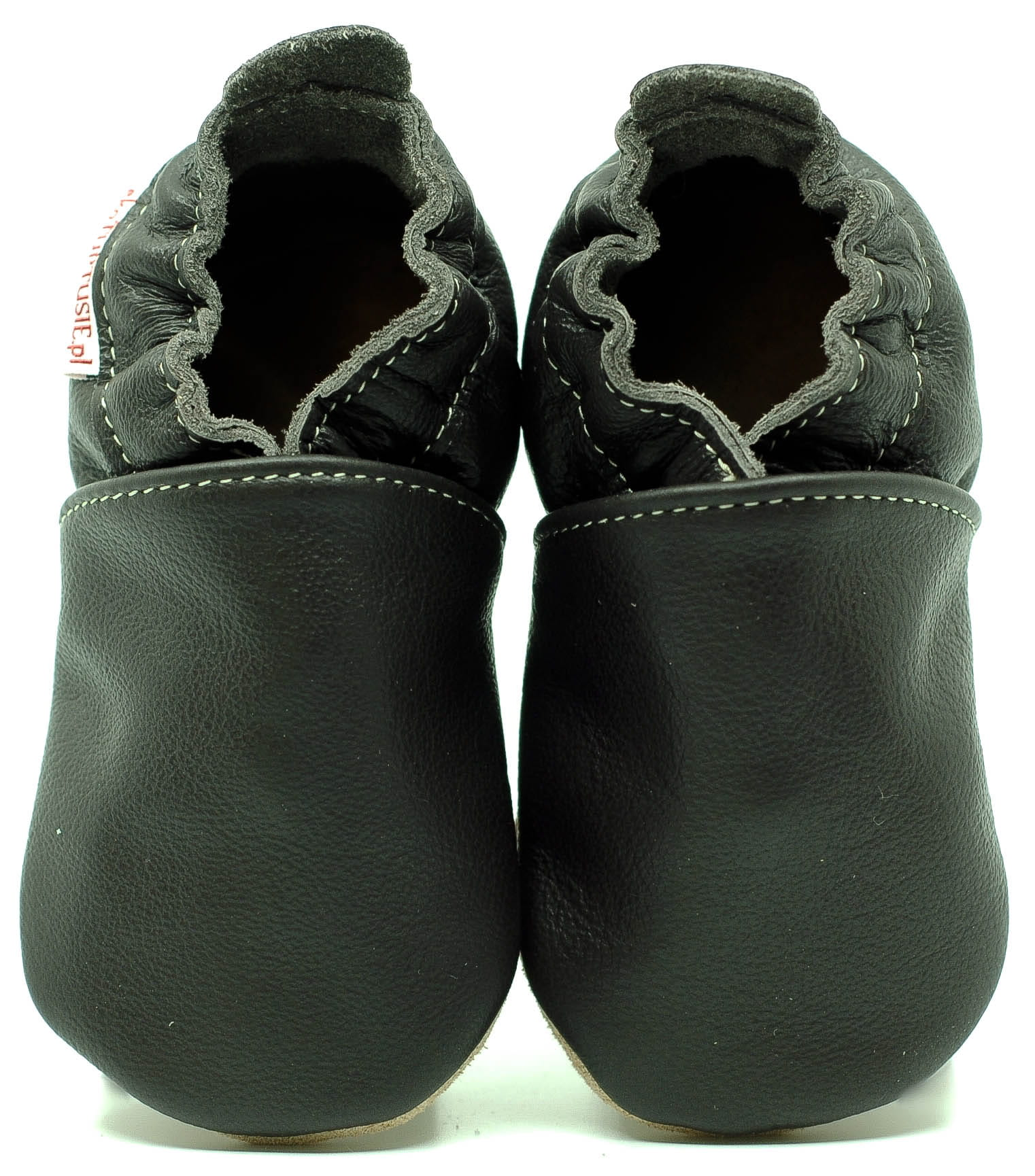 Soft Sole Baby Shoes BLACK FIORINO
